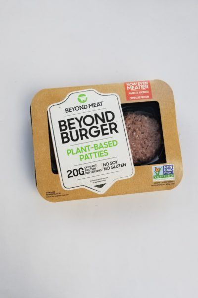 Beyond Meat's Beyond Burger
