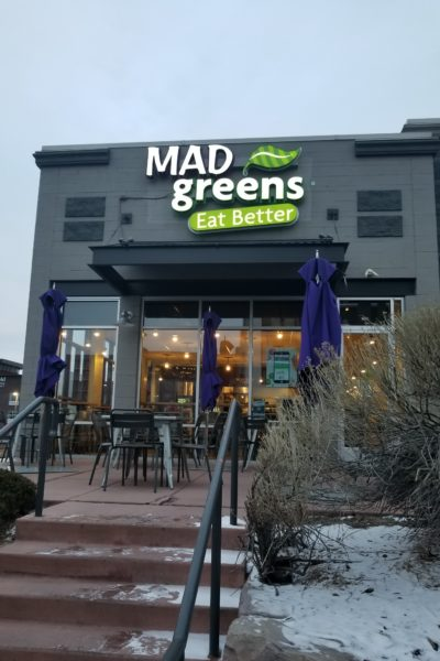 Mad Greens Restaurant